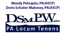 Pathologists' Assistant Locum Tenens by Doris Schuler-Maloney, M.S., PA(ASCP) - Contact